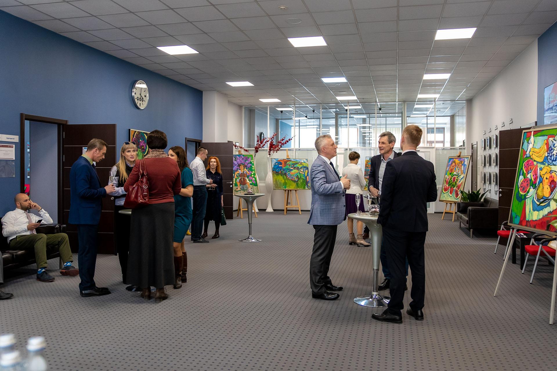 Круглый стол «Креативные пространства как модель эффективного взаимодействия бизнеса и государства для развития комфортной городской среды»